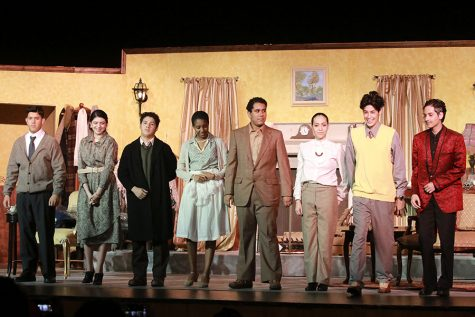 The Mousetrap Cast Takes Their Final Bow