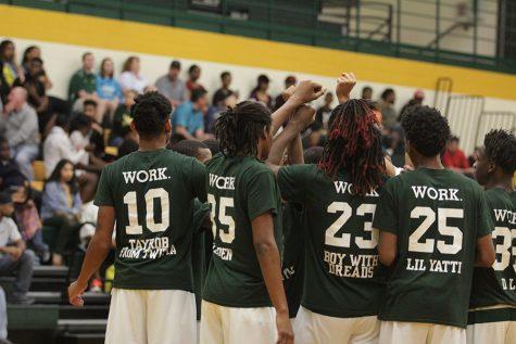 Klein Forest Boys Varsity Basketball Team Undefeated!