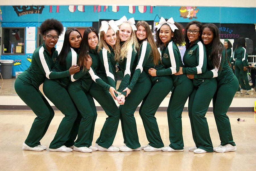 Klein Forest Cheer Tryouts!