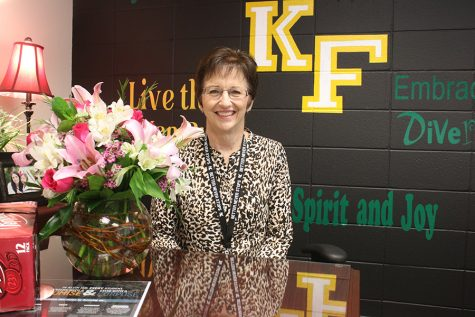 KISD District Clerical Support Person of the year