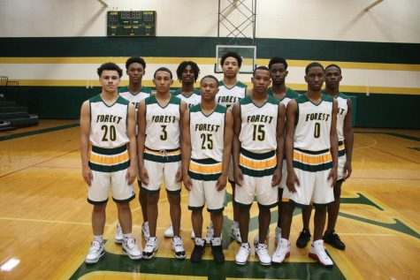 Varsity Basketball Team