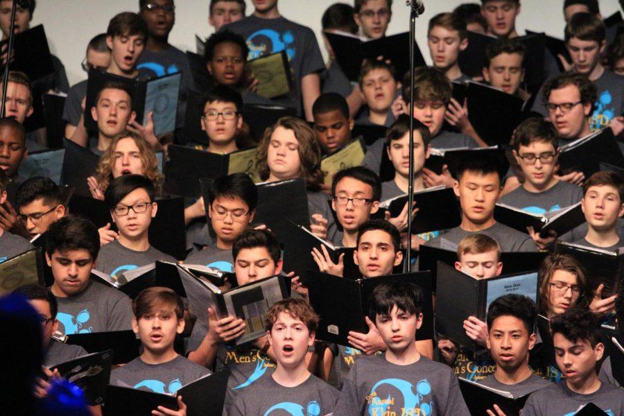 Men's Choir Concert