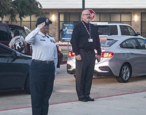 AFJROTC Commemorates 9-11